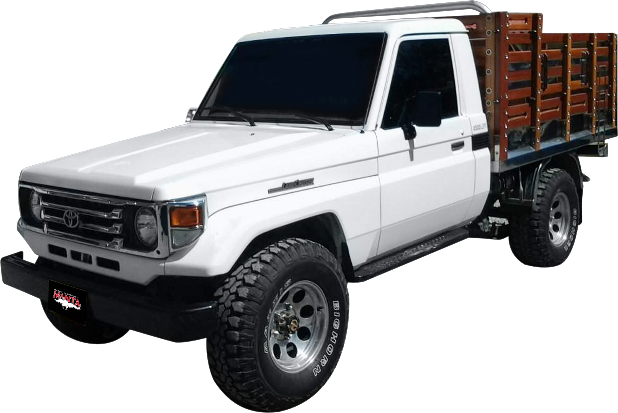 1982 Toyota Land Cruiser Pickup additionally 11711 likewise En also Watch moreover Watch. on toyota land cruiser exhaust system