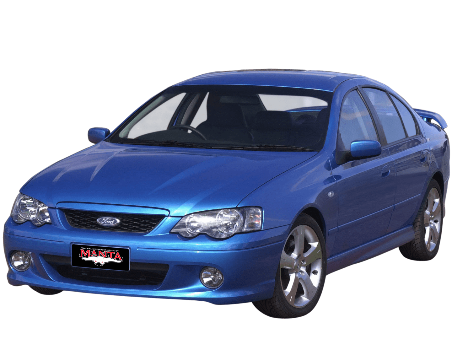 Ford Falcon BA, BF 5.4L BOSS 4 Valve V8 Sedan (Including ...
