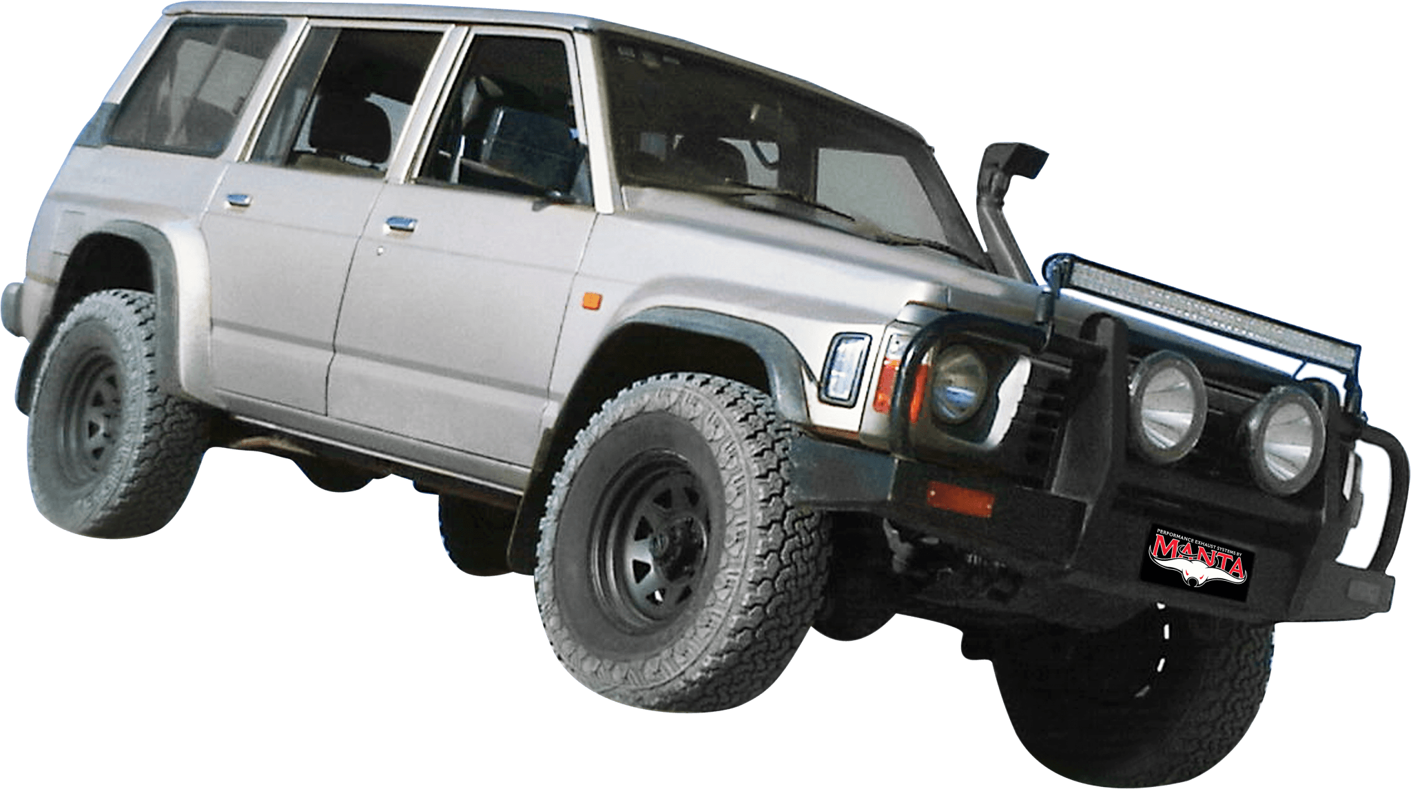 Nissan Patrol Gq 3 0l Rb30 Petrol Wagon Manta Performance